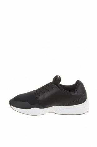 Обувки Victoria, Размер 40, Цвят Черен, Еко кожа, текстил, Цена 32,64лв.