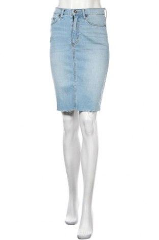 Пола Bardot, Размер S, Цвят Син, 99% памук, 1% еластан, Цена 51,87лв.