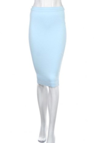 Пола Bardot, Размер S, Цвят Син, 70% вискоза, 28% полиамид, 2% еластан, Цена 12,67лв.