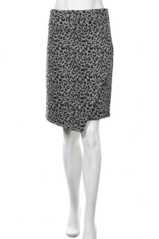 Φούστα Suzanne Grae, Μέγεθος M, Χρώμα Γκρί, 88% πολυεστέρας, 9% βισκόζη, 3% ελαστάνη, Τιμή 1,59€