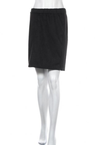 Пола Zizzi, Размер XL, Цвят Черен, 67% вискоза, 28% полиестер, 5% еластан, Цена 4,99лв.