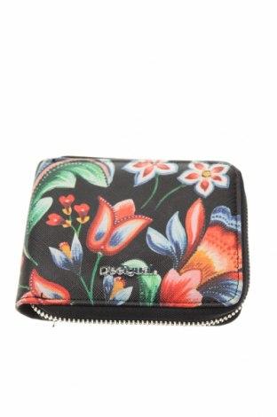 Πορτοφόλι Desigual, Χρώμα Πολύχρωμο, Δερματίνη, Τιμή 30,54€