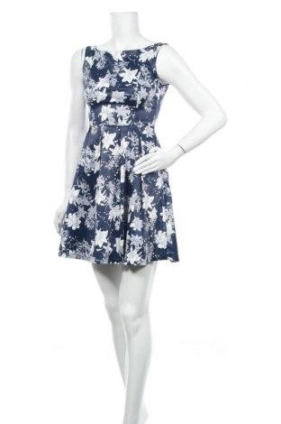 Šaty , Velikost S, Barva Modrá, Cena  373,00Kč