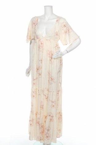 Rochie Billabong, Mărime M, Culoare Ecru, Viscoză, Preț 190,95 Lei