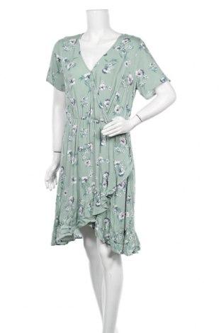 Рокля Clothing & Co, Размер L, Цвят Зелен, 100% вискоза, Цена 10,59лв.