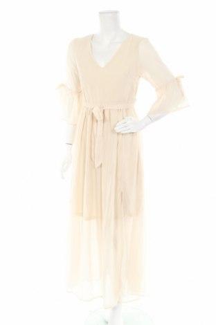 Φόρεμα La Morena, Μέγεθος XS, Χρώμα Εκρού, 100% πολυεστέρας, Τιμή 18,40€