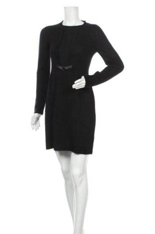 Рокля Nicola Finetti, Размер S, Цвят Черен, 50% акрил, 50% вълна, Цена 187,95лв.