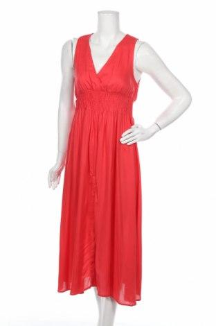 Rochie Peace + Love, Mărime M, Culoare Roșu, Viscoză, Preț 179,11 Lei