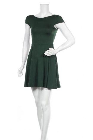Рокля SHEIN, Размер S, Цвят Зелен, 90% полиестер, 10% еластан, Цена 29,40лв.