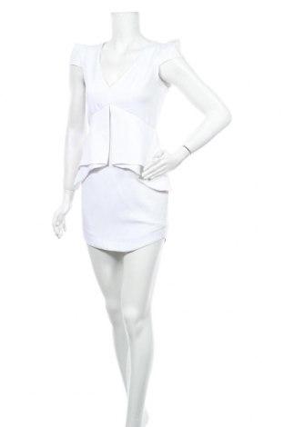 Рокля Showpo, Размер S, Цвят Бял, 100% полиестер, Цена 8,74лв.