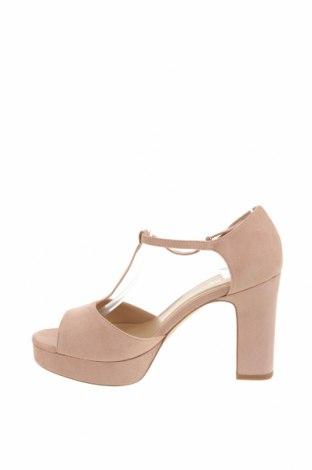 Σανδάλια About You, Μέγεθος 40, Χρώμα Ρόζ , Κλωστοϋφαντουργικά προϊόντα, Τιμή 22,91€