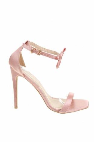 Sandály Chi Chi, Velikost 41, Barva Růžová, Textile , Cena  461,00Kč