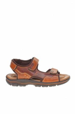 Сандали Dockers by Gerli, Размер 41, Цвят Кафяв, Естествена кожа, Цена 81,75лв.