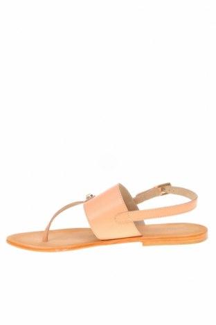 Sandale MTNG, Mărime 40, Culoare Roz, Piele naturală, Preț 107,57 Lei