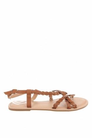 Sandale Madden Girl, Mărime 40, Culoare Maro, Piele ecologică, Preț 39,08 Lei