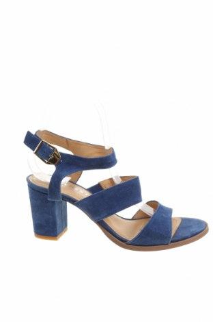 Sandály Pavement, Velikost 38, Barva Modrá, Přírodní velur , Cena  1178,00Kč