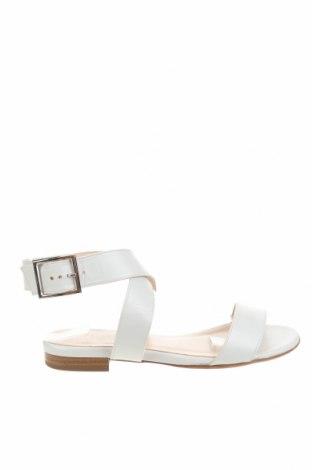 Sandály Peter Kaiser, Velikost 37, Barva Bílá, Pravá kůže, Cena  1428,00Kč