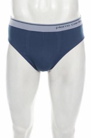 Слип Pierre Cardin, Размер L, Цвят Син, 92% полиамид, 8% еластан, Цена 8,70лв.