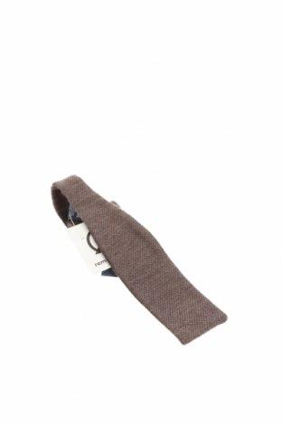 Cravată Hackett, Culoare Maro, 72% lână, 28% mătase, Preț 107,47 Lei