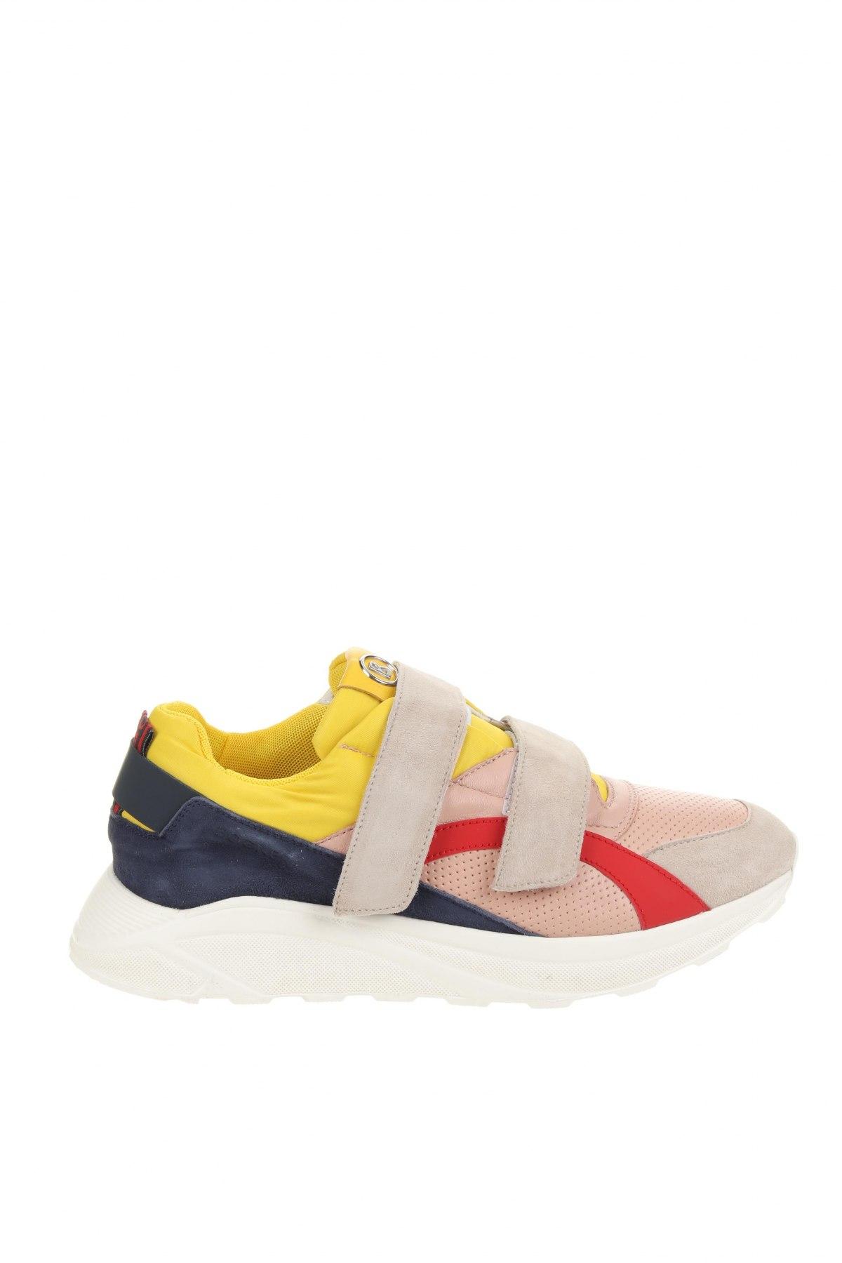 Дамски обувки Bogner, Размер 41, Цвят Многоцветен, Естествен велур, естествена кожа, текстил, Цена 185,46лв.