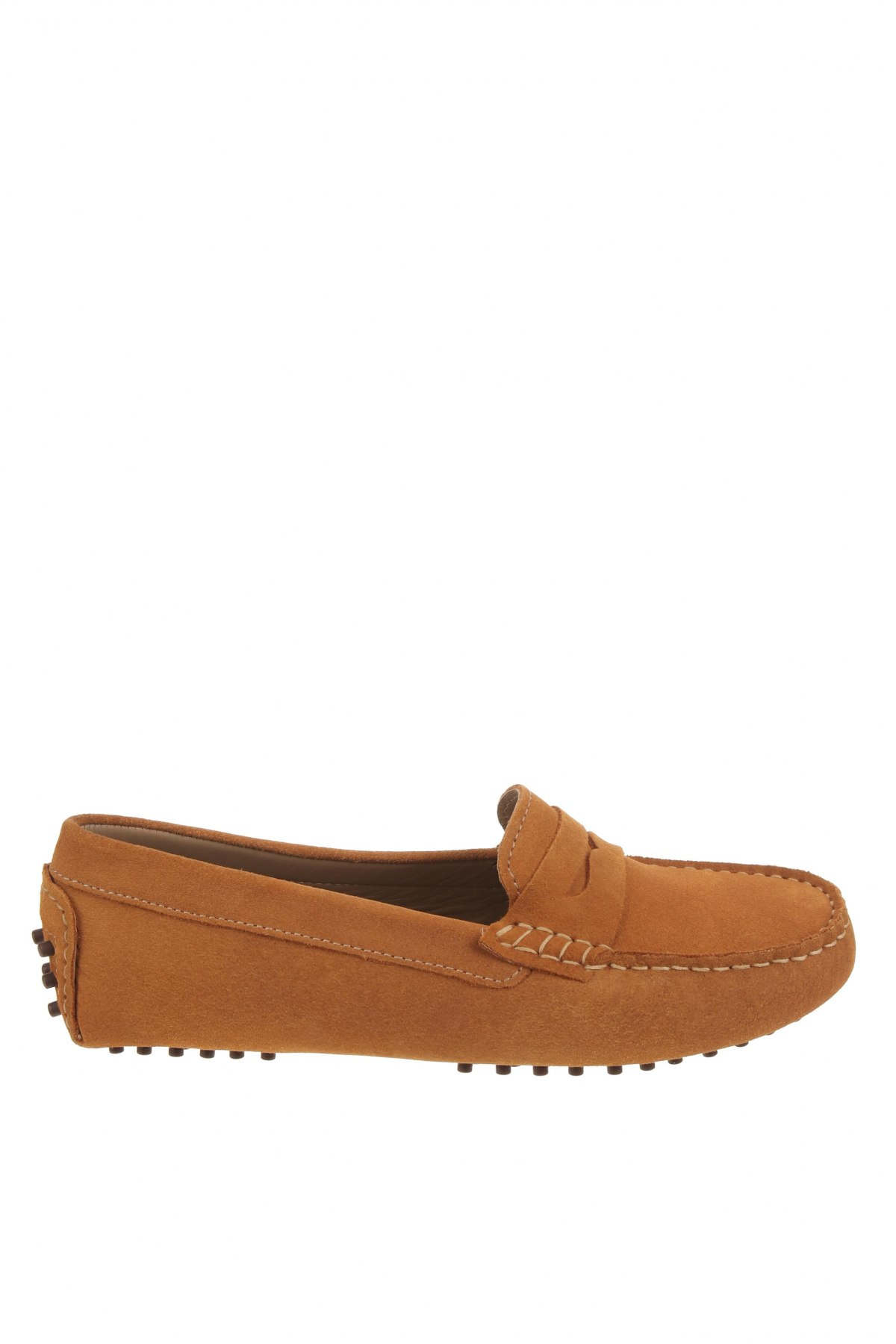 Дамски обувки Charles & Smith, Размер 38, Цвят Жълт, Естествен велур, Цена 38,92лв.