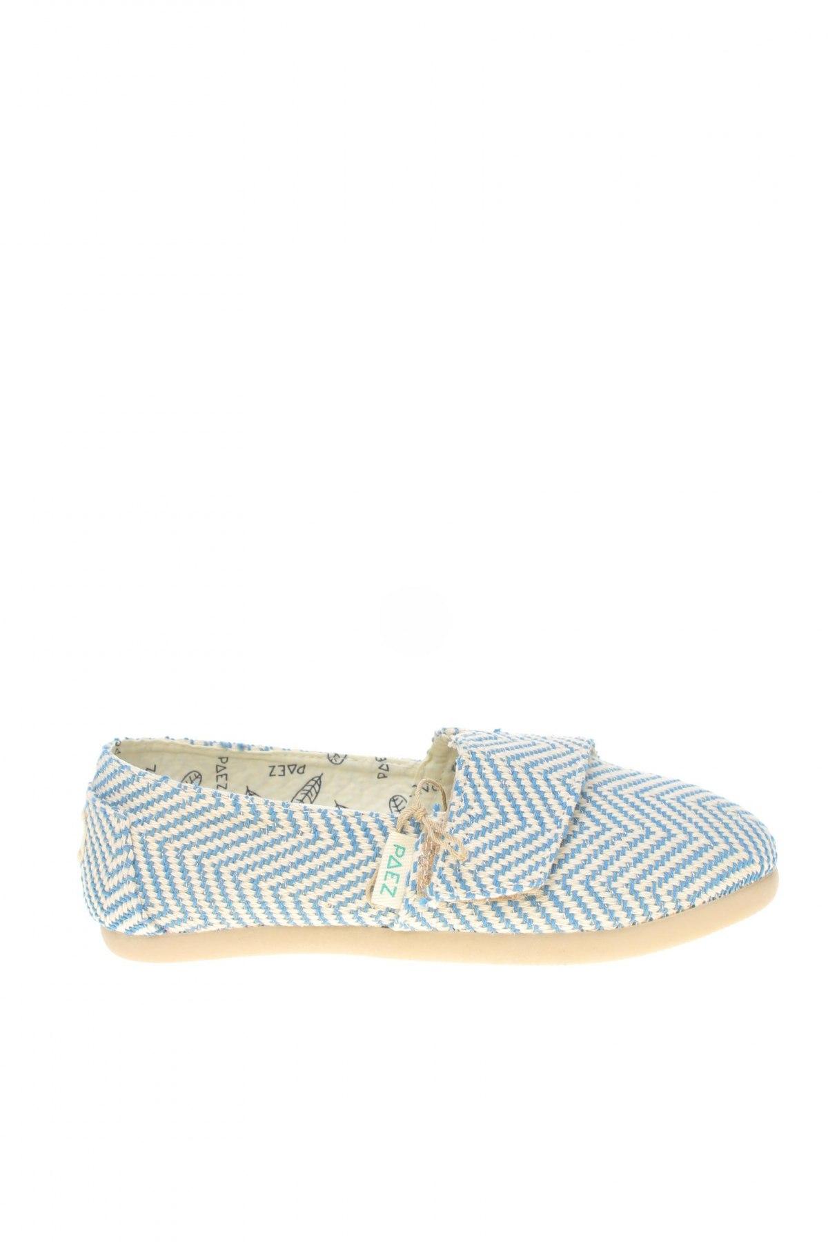Детски обувки Paez, Размер 31, Цвят Бял, Текстил, Цена 23,70лв.