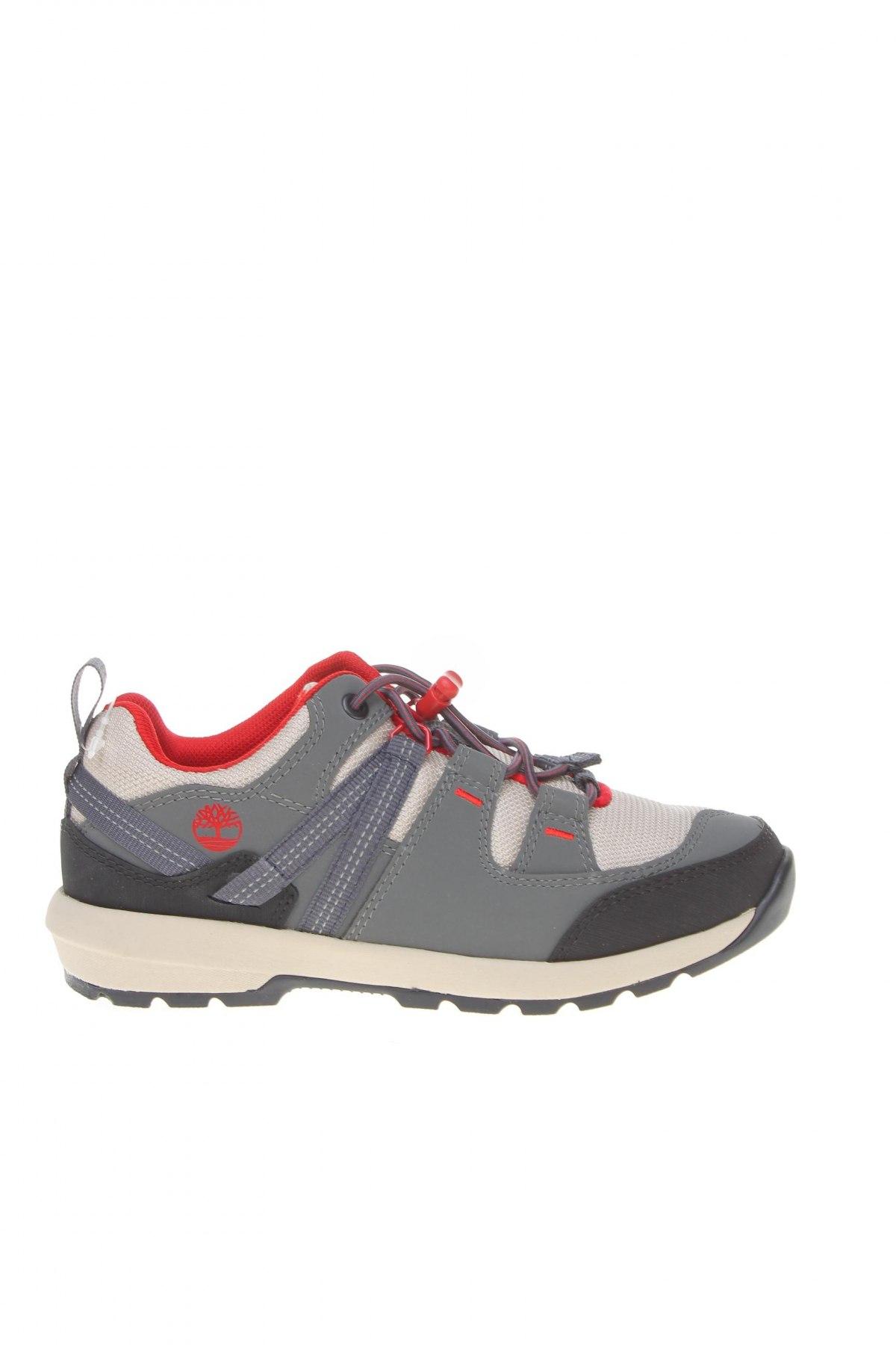 Детски обувки Timberland, Размер 31, Цвят Многоцветен, Текстил, еко кожа, Цена 69,50лв.