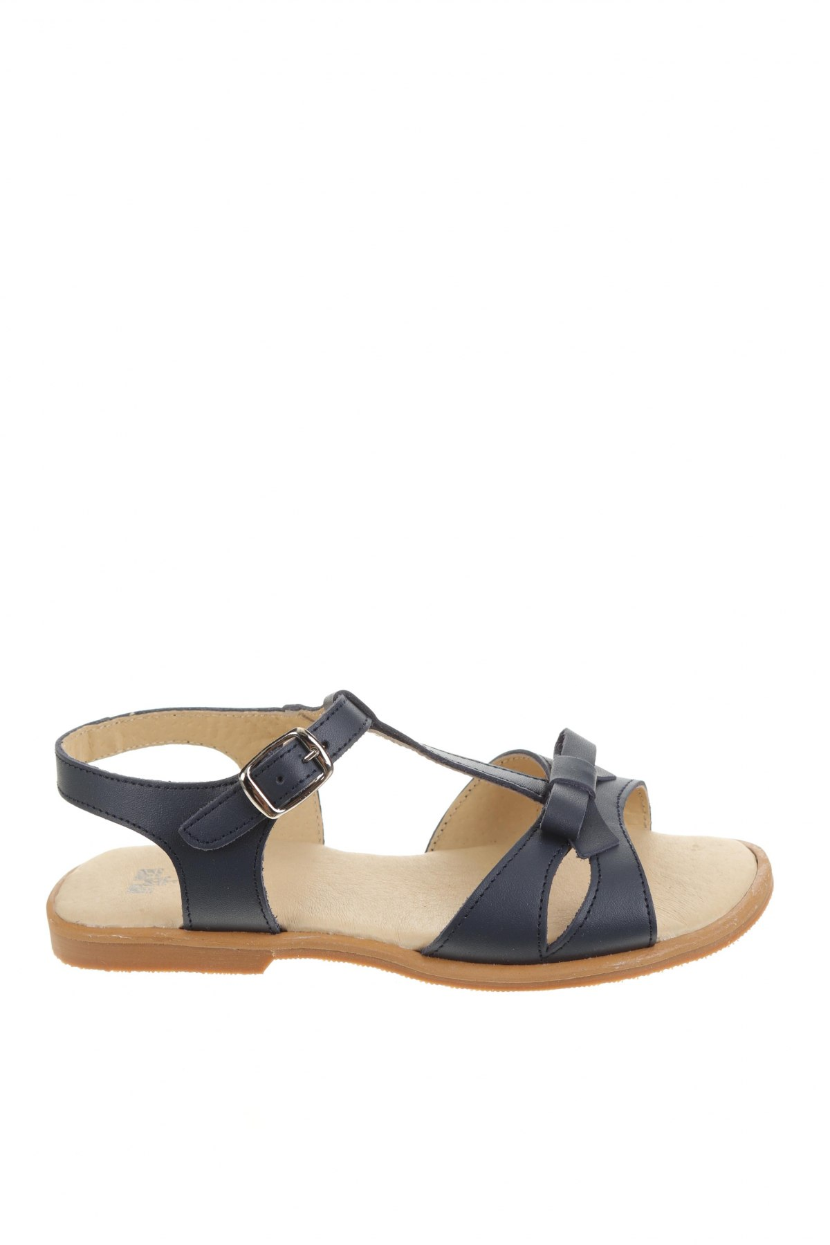 Детски сандали Lola Palacios, Размер 30, Цвят Син, Естествена кожа, Цена 59,25лв.