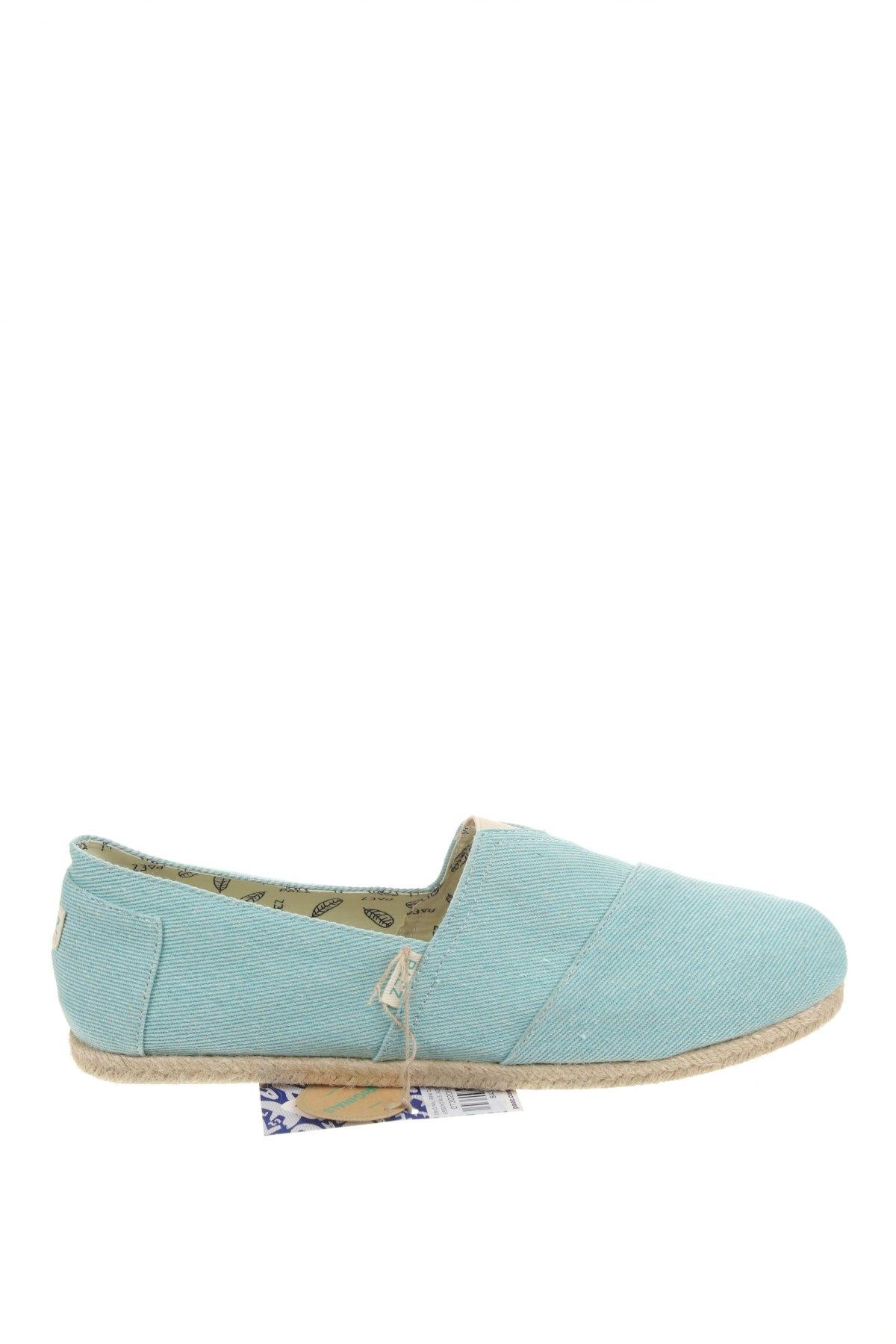 Εσπάδριλλες Paez, Μέγεθος 45, Χρώμα Μπλέ, Κλωστοϋφαντουργικά προϊόντα, Τιμή 13,87€
