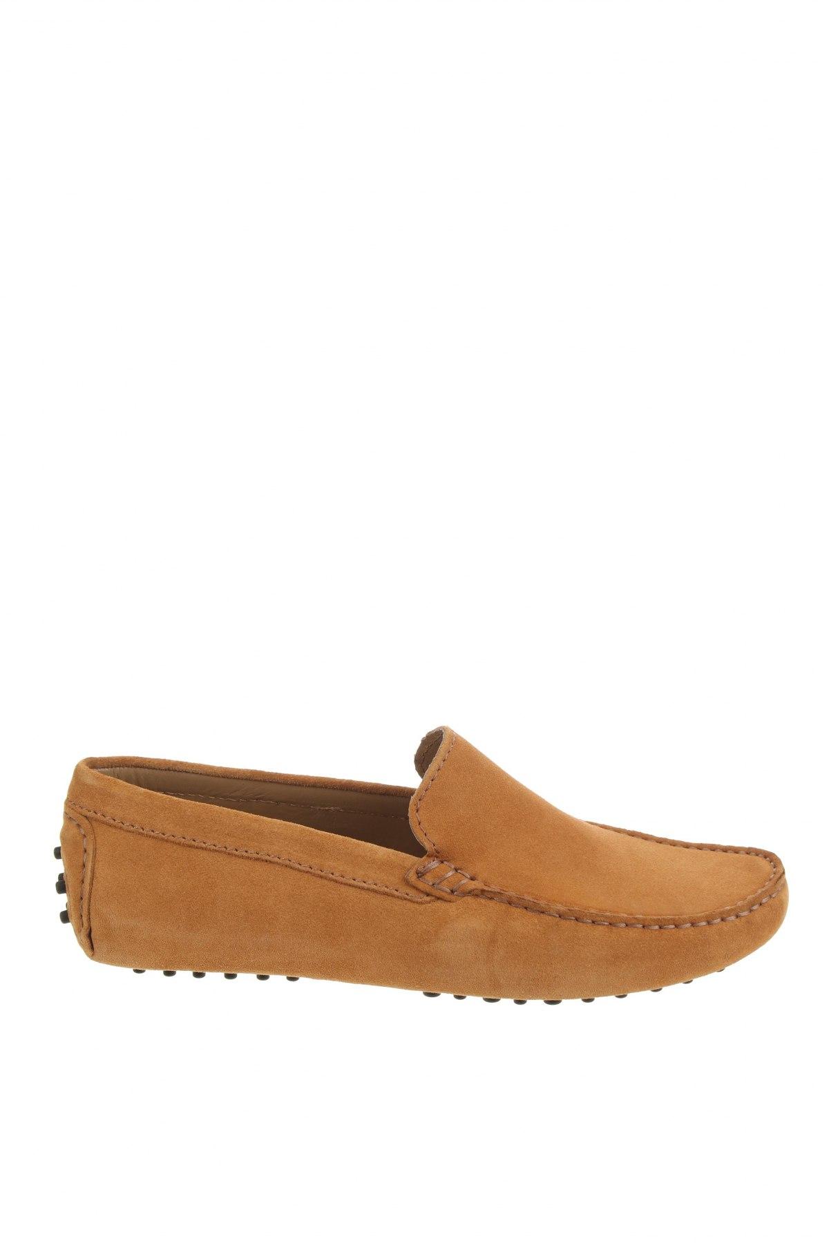 Мъжки обувки Charles & Smith, Размер 42, Цвят Кафяв, Естествен велур, Цена 49,17лв.