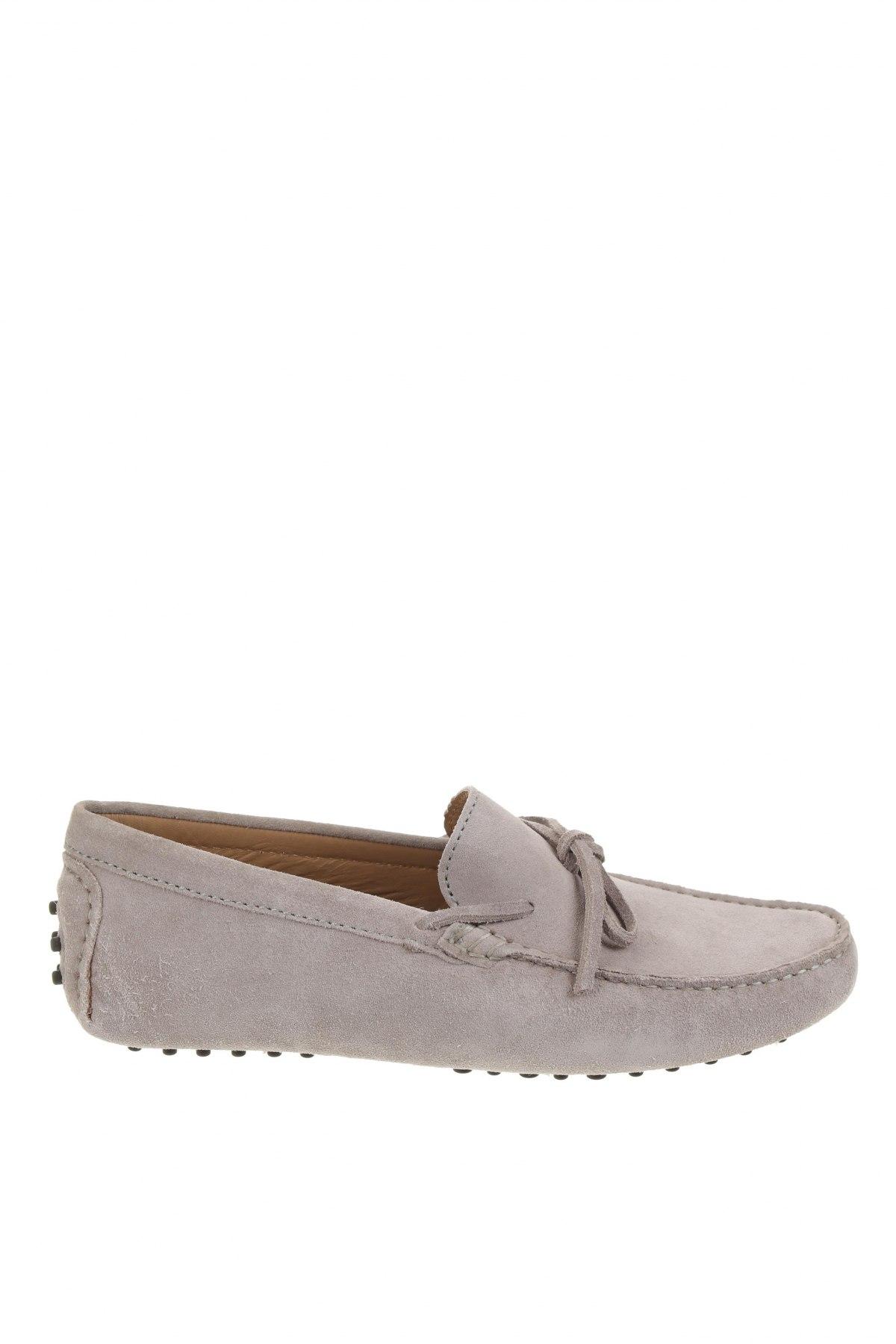 Мъжки обувки Charles & Smith, Размер 43, Цвят Сив, Естествен велур, Цена 104,25лв.
