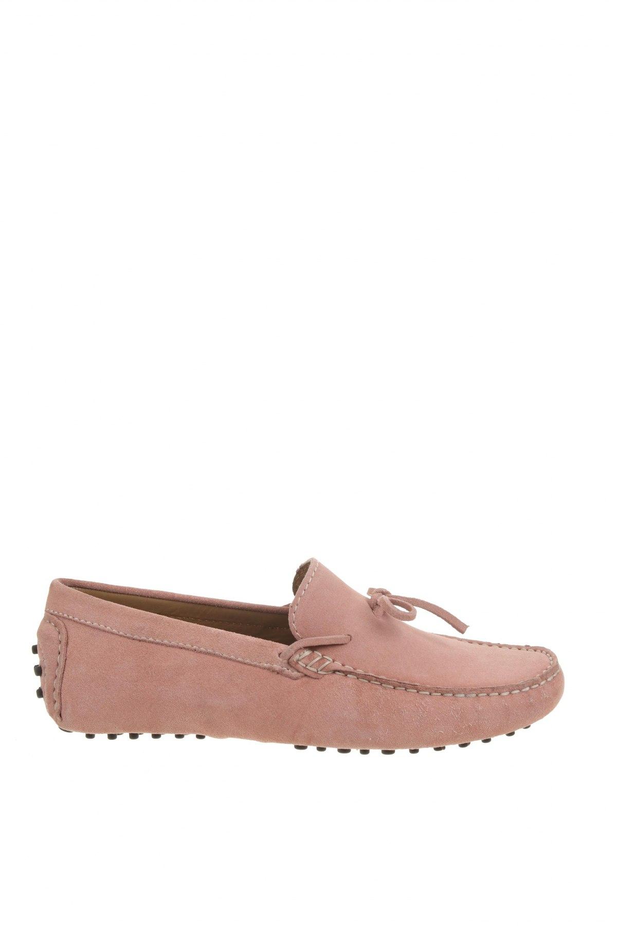 Ανδρικά παπούτσια John Scott, Μέγεθος 42, Χρώμα Ρόζ , Φυσικό σουέτ, Τιμή 20,96€