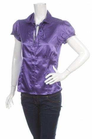 Γυναικεία μπλούζα Trend One, Μέγεθος M, Χρώμα Βιολετί, 95% πολυεστέρας, 5% ελαστάνη, Τιμή 2,32€
