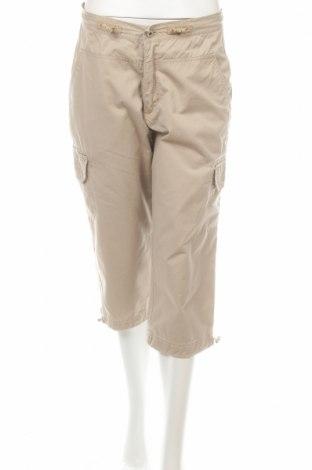 Дамски панталон Gina Benotti, Размер M, Цвят Бежов, Памук, Цена 8,16лв.
