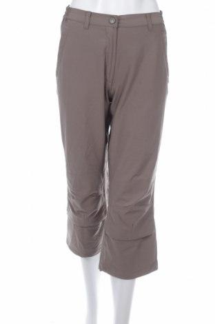 Дамски панталон Shamp, Размер S, Цвят Зелен, 88% полиестер, 12% еластан, Цена 5,79лв.