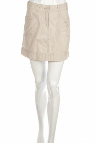 Пола H&M, Размер S, Цвят Екрю, 100% памук, Цена 4,50лв.