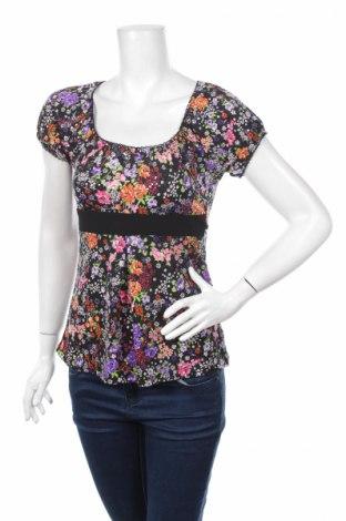 Дамска блуза Angie, Размер M, Цвят Многоцветен, 90% полиестер, 10% еластан, Цена 4,80лв.