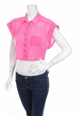 Γυναικείο πουκάμισο Atmosphere, Μέγεθος M, Χρώμα Ρόζ , Πολυεστέρας, Τιμή 10,82€