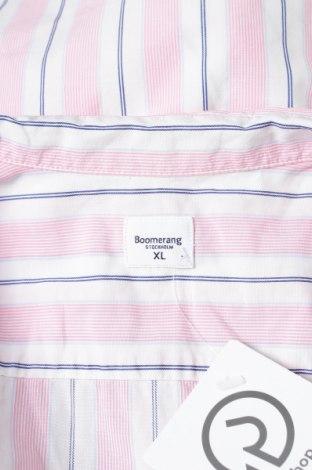 Γυναικείο πουκάμισο Boomerang, Μέγεθος XL, Χρώμα Ρόζ , Βαμβάκι, Τιμή 11,13€