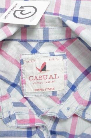 Γυναικείο πουκάμισο Casual, Μέγεθος S, Χρώμα Πολύχρωμο, Βαμβάκι, Τιμή 12,99€