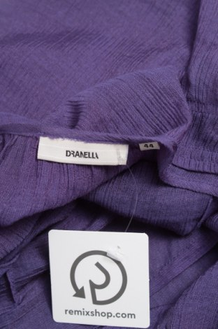 Γυναικείο πουκάμισο Dranella, Μέγεθος XL, Χρώμα Μπλέ, 75% βισκόζη, 25% πολυαμίδη, Τιμή 16,49€