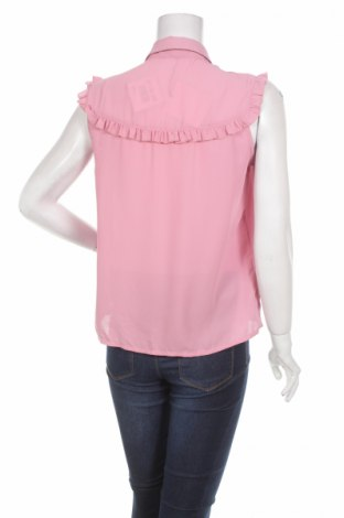 Γυναικείο πουκάμισο Glamorous, Μέγεθος M, Χρώμα Ρόζ , Πολυεστέρας, Τιμή 15,28€