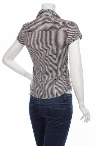 Γυναικείο πουκάμισο H&M Divided, Μέγεθος S, Χρώμα Μαύρο, 100% βαμβάκι, Τιμή 15,41€