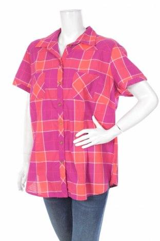 Γυναικείο πουκάμισο John Baner, Μέγεθος XXL, Χρώμα Πολύχρωμο, Τιμή 13,32€
