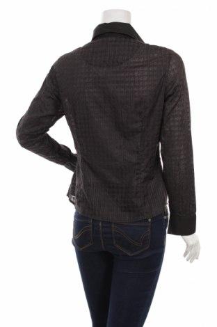 Γυναικείο πουκάμισο One Touch, Μέγεθος M, Χρώμα Μαύρο, 60% βαμβάκι, 40% πολυεστέρας, Τιμή 14,95€