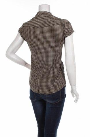 Γυναικείο πουκάμισο Yes Or No, Μέγεθος M, Χρώμα Καφέ, 100% βαμβάκι, Τιμή 10,82€