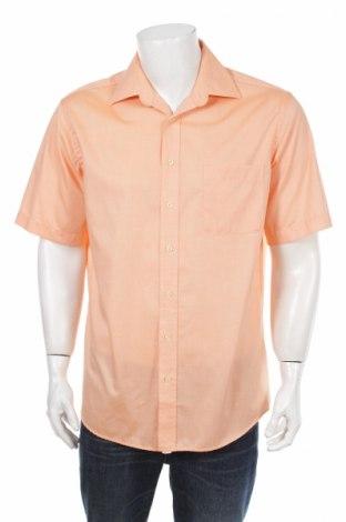 Pánská košile  Christian Berg, Rozměr M, Barva Oranžová, Cena  355,00Kč