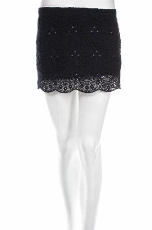 Sukňa Abercrombie & Fitch, Veľkosť XS, Farba Modrá, Bavlna, Cena  6,30€