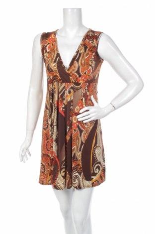 Φόρεμα Floyd By Smith, Μέγεθος S, Χρώμα Πολύχρωμο, 90% πολυεστέρας, 10% ελαστάνη, Τιμή 6,33€