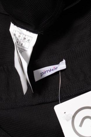 Τουνίκ Pimkie, Μέγεθος XS, Χρώμα Μαύρο, Βαμβάκι, Τιμή 3,53€
